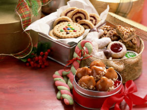 Making your friend's favourite cookies or sweet treats is a great gift you can give this holiday. (Photo Chanelcoco872 on flickr.com and used with permission.)