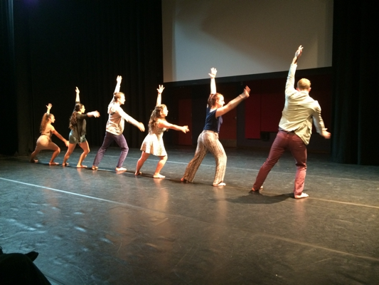 Dance Company Shares Privacy Settings With Hcc