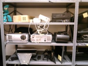 Some of the unexpected equipment offers students to use for free
