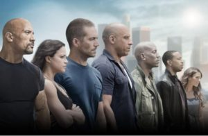 Promotional photo of the cast of Fast & Furious 7 Photo Courtesy of Teaser-Trailer.com and Universal Studios