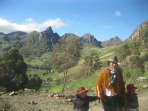 Rural lifestyle, Ecuador 2013. Photo by Haley Orellana